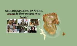 Neocolonialismo da África