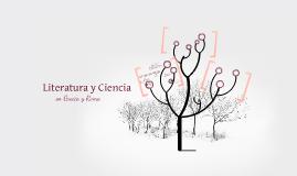 LITERATURA Y CIENCIA EN GRECIA Y ROMA