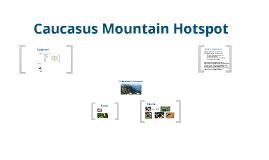 Caucasus Biodiversity Hotspot