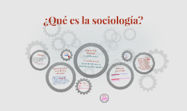 ¿Qué es la sociología?