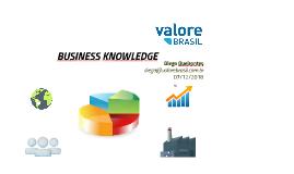 Business Knowledge Sevna 07/12/2018