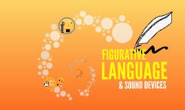 Figurative Language & Sound Devices