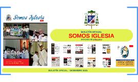 Somos Iglesia: Boletín Oficial (02) - Diócesis de Chiclayo