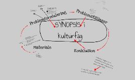 Synopsis kulturfag