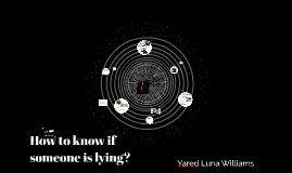 How to know if someone is lying?