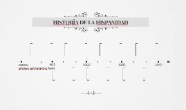 HISTORİA DE LA HISPANIDAD
