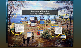 Jamestown Timeline