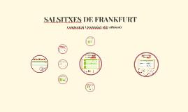 SALSITXES DE FRANKFURT