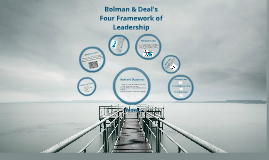 bolman and deals four framework approach Free essay: bolman and deal's four-frame analysis : case study by dr p mccabe, january 2003 four-frame theory there are volumes written on leadership.