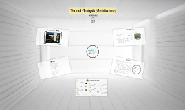 Formal Analysis of Vinzons Hall