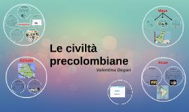 Le civiltà precolombiane