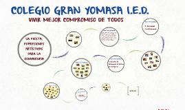 COLEGIO GRAN YOMASA I.E.D.