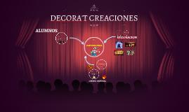 DECORA'T CREACIONES