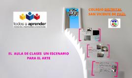 EL  AULA DE CLASES  , SEMILLERO DE ACTORES Y ACTRICES
