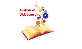 Disk Geometry - MBR & VBR