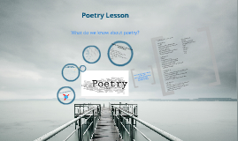 Poetry 8-9