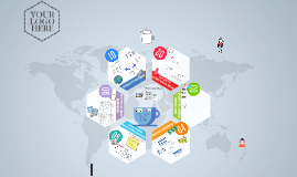 Copy of Copy of Hexagon Infographic - Free Prezi Template