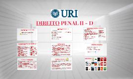 Copy of DIREITO PENAL II - D
