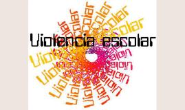 Grupo 1:trabajo de investigación violencia escolar
