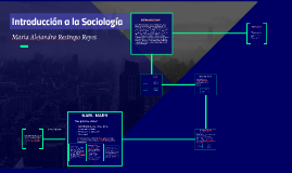 Introducción iA LA SOCIOLOGÌA