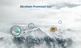 Abraham and the Promised Son