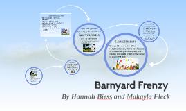Barnyard Frenzy