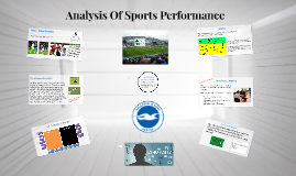 Analysis Of Sports Performance