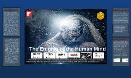 The Enigma of the Human Mind