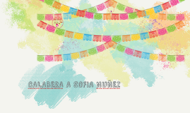 CALABERA A SOFIA NUÑEZ