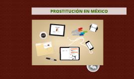Prostitución en México