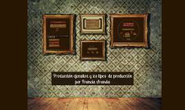 Copy of Produccion Ejecutiva y los Tipos de Producción