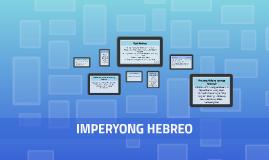 IMPERYONG HEBREO