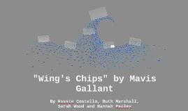 """Wing's Chips"" by Mavis Gallant"