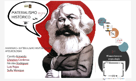 Marxismo y materialismo histórico en Arqueología
