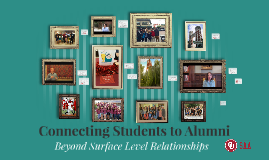 Connecting Students to Alumni