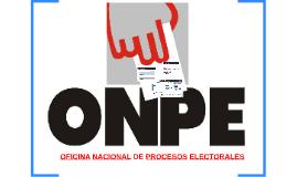 SIMULACRO DEL SISTEMA DE CÓMPUTO ELECTORAL