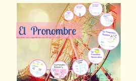Copy of El Pronombre