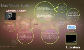 Copy of Dos Veces Junio