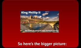 King Phillip II