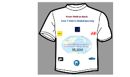 Your T-shirt's Global Journey
