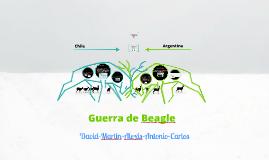 Copy of Guerra de Chile vs. Argentina