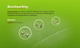 Copy of Ejemplos de benchmarking