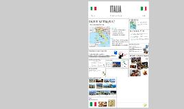 ITALIA (Lezione Seconde)