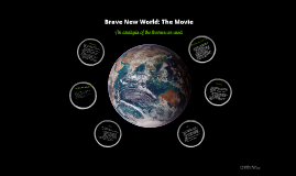 English Presentation Brave New Word: The Movie