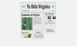 Ye Olde Virginia