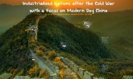 Post Cold War China