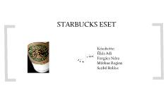 Starbucks eset