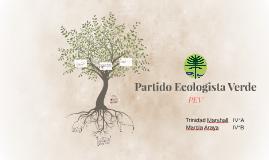 Partido Ecologista Verde