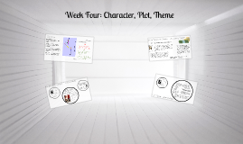 Week Four: Character, Plot, Theme