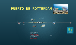 Copy of PUERTO DE RÓTTERDAM